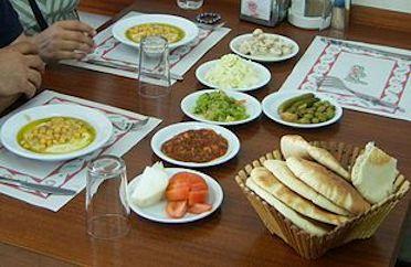 La cucina degli Arabi e degli Ebrei