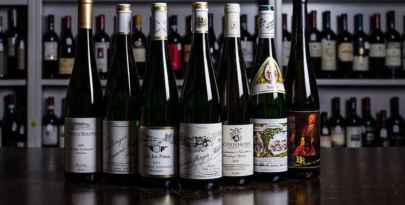 Vini della Mosella-Saar-Ruwer