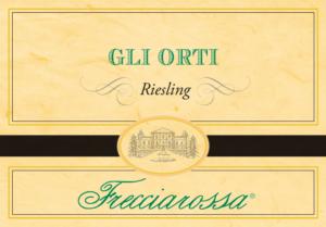 """Riesling Frecciarossa """"Gli Orti"""" 2008"""