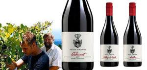 Il Pinot nero 2009 di Paul Schandl nel Burgerland