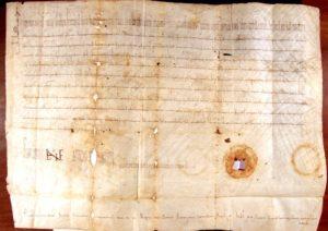 Donazione berengariana 5 maggio 897