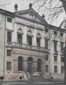 Il Palazzo Gradenigo a Piove di Sacco (Padova)