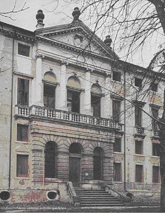 Palazzo Gradenigo a Piove di Sacco