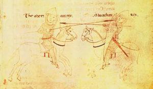 duello tra Teodorico e Odoacre