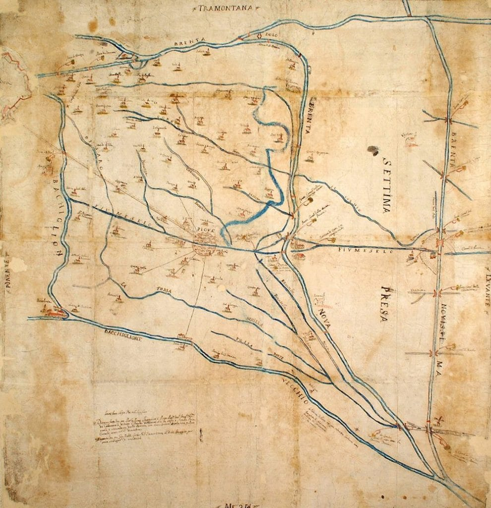 Mappa saccisica