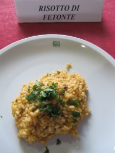 II Concorso: Il riso del sommelier 2012