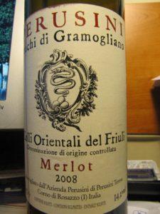 Un Merlot da ricordare