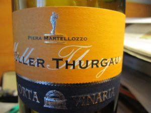 Müller Thurgau di Piera Martellozzo