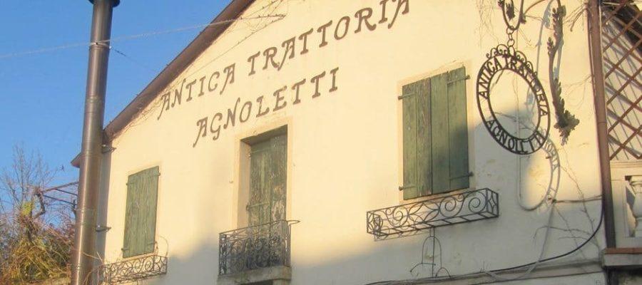 """Da """"Agnoletti"""" a Giavera del Montello (TV)"""