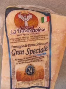 """Il Parmigiano Reggiano de """"La Traversetolese"""""""