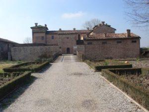 Antica Corte Pallavicina a Polesine Parmense