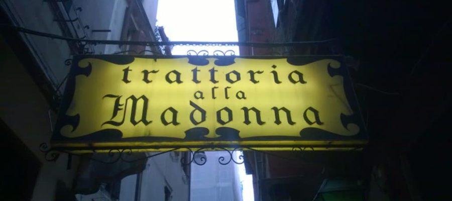 Venezia: Trattoria alla Madonna